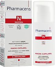 Духи, Парфюмерия, косметика Активный крем против морщин для лица - Pharmaceris N Magni-Capilaril Active Anti-Wrinkle Cream