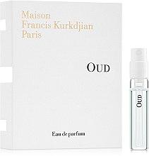 Духи, Парфюмерия, косметика Maison Francis Kurkdjian Oud - Парфюмированная вода (пробник)