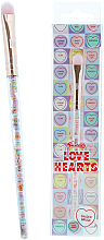 Духи, Парфюмерия, косметика Кисть для теней - Swizzels Love Hearts Shader Brush