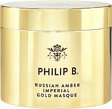 Духи, Парфюмерия, косметика Маска для волос - Philip B Russian Amber Imperial Gold Masque