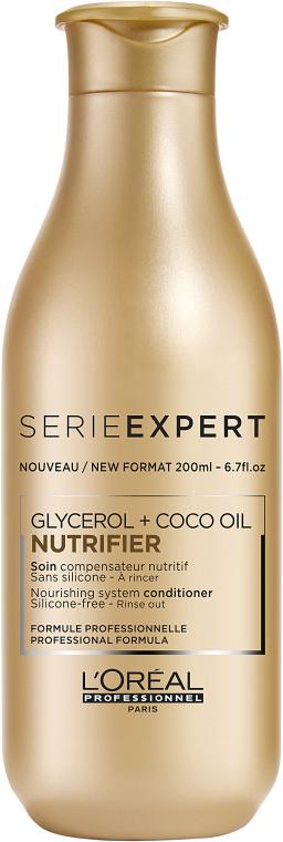 Кондиционер для сухих и ломких волос - L'Oreal Professionnel Nutrifier Conditioner