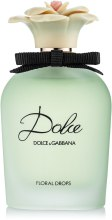Духи, Парфюмерия, косметика Dolce&Gabbana Dolce Floral Drops - Туалетная вода (тестер с крышечкой)