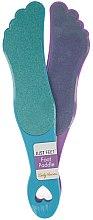 Духи, Парфюмерия, косметика Пилка для стоп 58190, фиолетовая - Sally Hansen Just Feet Foot Paddle
