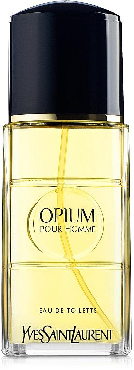 Yves Saint Laurent Opium Pour Homme - Туалетная вода