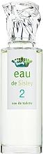 Парфумерія, косметика Sisley Eau de Sisley 2 - Туалетна вода