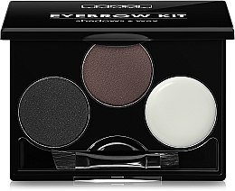Духи, Парфюмерия, косметика Набор для бровей - Lamel Professional Eye Brow Kit