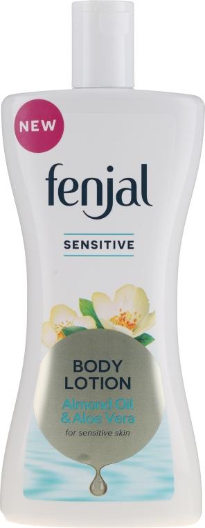 Лосьон для тела - Fenjal Sensitive Body Lotion