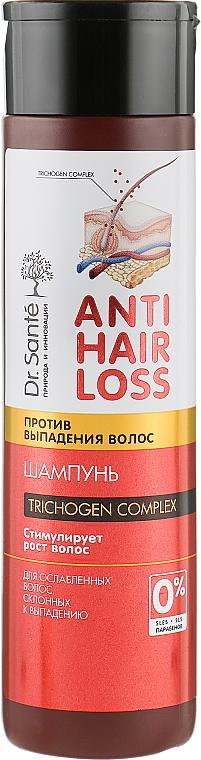 Шампунь для ослабленных и склонных к выпадению волос - Dr. Sante Anti Hair Loss Shampoo