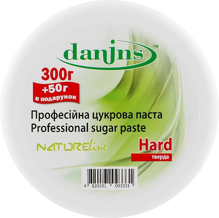 """Сахарная паста для депиляции """"Твердая"""" - Danins Professional Sugar Paste Hard"""