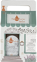 Духи, Парфюмерия, косметика Набор - NeBiolina Baby Gift Box (body/hair/fluid/500ml+nappy/cr/100ml)