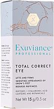 Духи, Парфюмерия, косметика Корректирующий крем для кожи вокруг глаз - Exuviance Professional Total Correct Eye