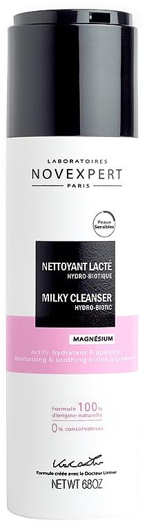 Молочко очищающее гидро-биотическое для лица - Novexpert Magnesium Cleanser Milk