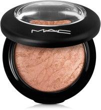 Парфумерія, косметика Мерехтлива пудра для обличчя - MAC Mineralize SkinFinish Poudre De Finition