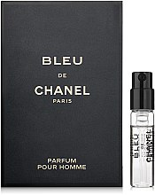 Духи, Парфюмерия, косметика Chanel Bleu de Chanel Parfum - Духи (пробник)