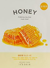 Тканевая маска - It's Skin The Fresh Honey Mask Sheet — фото N1