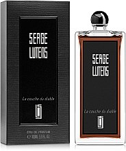Духи, Парфюмерия, косметика Serge Lutens La Couche Du Diable - Парфюмированная вода