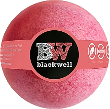 "Парфумерія, косметика Бомбочка для ванни ""Грейпфрут"" - Blackwell Bath Bomb Grapefruit"