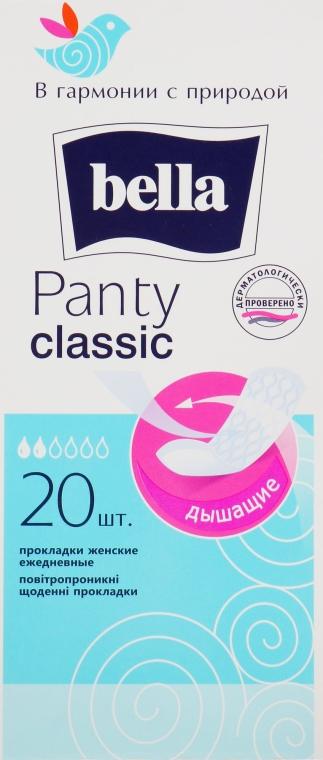 Прокладки Panty Classic, 20шт - Bella