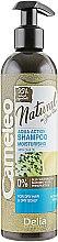 Духи, Парфюмерия, косметика Шампунь для волос с маслом чиа - Delia Cameleo Natural On Your Hair Aqua Action Shampoo