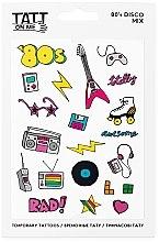 Духи, Парфюмерия, косметика Временные тату - TATTon.me 80s Disco Mix