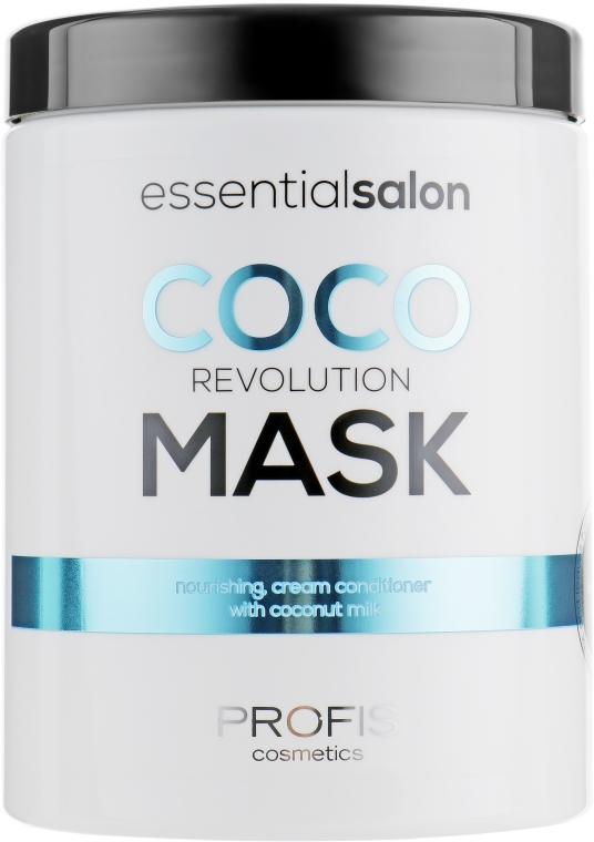 Маска для волос питательная - Profis Coco Revolution