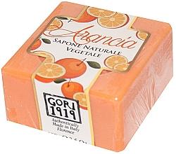 "Духи, Парфюмерия, косметика Мыло ""Апельсин"" - Gori 1919 Orange Natural Vegetable Soap"