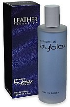 Духи, Парфюмерия, косметика Byblos Leather Sensation - Туалетная вода