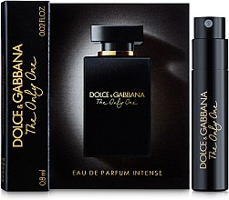 Парфумерія, косметика Dolce&Gabbana The Only One Intense - Парфумована вода (пробник)