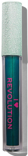 Металический блеск для губ - I Heart Revolution Metallic Mermaid Liquid Lipstick