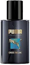 Духи, Парфюмерия, косметика Puma Cross The Line - Туалетная вода (тестер без крышечки)