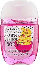 "Духи, Парфюмерия, косметика Антибактериальный гель для рук ""Raspberry Lemon Sorbet"" - Bath and Body Works Anti-Bacterial Hand Gel"