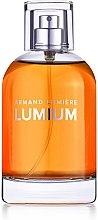 Духи, Парфюмерия, косметика Armand Lumiere Lumium Pour Homme 495 - Парфюмированная вода (тестер с крышечкой)
