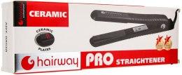 Утюжок для волос - Hairway Ceramic Straightener — фото N1