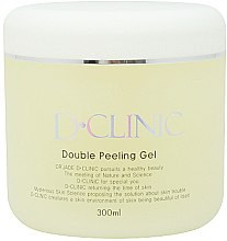 Духи, Парфюмерия, косметика Пилинг гель-скатка - D+Clinic Double Peeling Gel