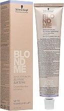 Духи, Парфюмерия, косметика Осветляющий бондинг-крем - Schwarzkopf Professional Blondme Bond Enforcing Blonde Lifting