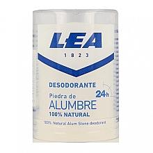 Духи, Парфюмерия, косметика Дезодорант-стик - Lea Alum Stone Deodorant Stick