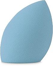 Парфумерія, косметика Спонж для макіяжу з плоским зрізом, HB-206, блакитний - Ruby Rose
