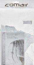 Духи, Парфюмерия, косметика Комплект из 3 шапочек и крючка для мелирования - Comair