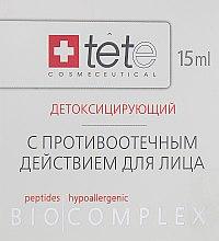 Духи, Парфюмерия, косметика Биокомплекс детоксицирующий с противоотечным действием - TETe Cosmeceutical Biocomplex