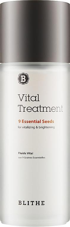 """Обновляющая эссенция для лица """"9 ценных семян"""" - Blithe Vital Treatment 9 Essential Seeds"""