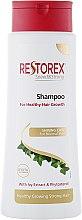 Духи, Парфюмерия, косметика Шампунь с экстрактом плюща для номальных волос - Restorex Shining Care Shampoo
