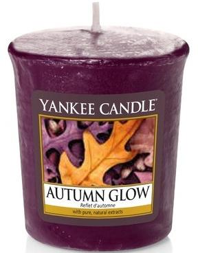 Ароматическая свеча - Yankee Candle Scented Votive Autumn Glow
