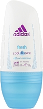 Роликовий дезодорант - Adidas Anti-Perspirant Fresh Cooling 48h — фото N1