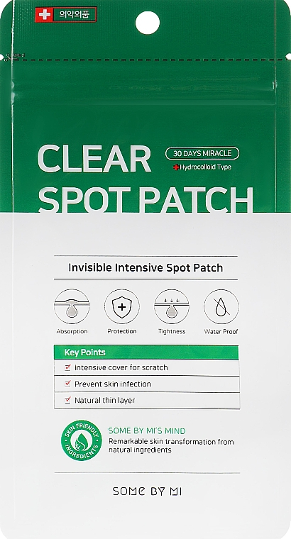 Патчи от прыщей - Some By Mi Clear Spot Patch
