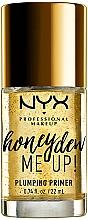 Духи, Парфюмерия, косметика Праймер под макияж - NYX Professional Makeup Honey Dew Me Up Primer