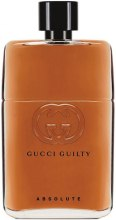 Gucci Guilty Absolute Pour Homme - Парфюмированная вода — фото N2