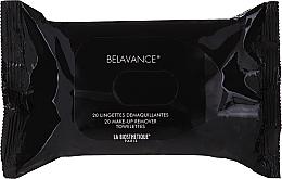 Серветки для зняття макіяжу з очей - La Biosthetique Belavance — фото N3