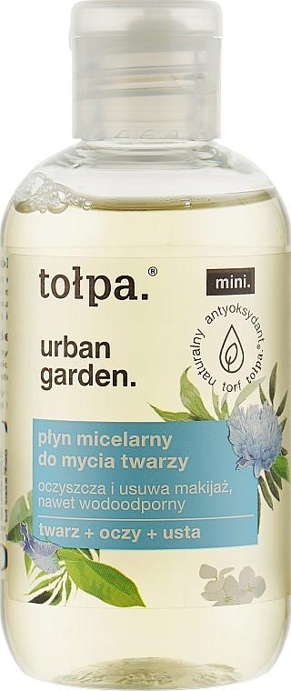 Мицеллярная вода - Tolpa Urban Garden Micellar Water