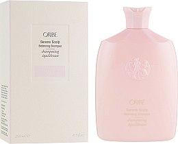 Духи, Парфюмерия, косметика Успокаивающий шампунь для чувствительной кожи головы - Oribe Serene Scalp Balancing Shampoo