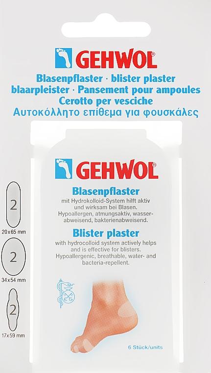 Заживляющий пластырь - Gehwol Blasenpflaster